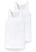 Schiesser classic singlet 2-pack