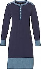 Pastunette deluxe nachthemd met knoopjes