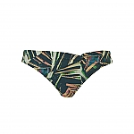 Wow knoop bikinibroekje Palm Leaves