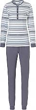 Pastunette pyjama met knoopjes