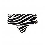 Wow omslag bikini broekje zebra