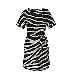 Wow kaftan zebra