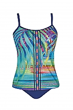 Sunflair tankini tropical dream