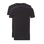 Ten Cate Basic T-Shirt Ronde Hals 2-Pack