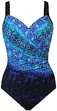 Miraclesuit Blue Curacao Seraphina badpak (big cup)