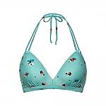 Beachlife dandy halter bikini top