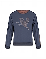 Charlie Choe Fly Away pullover