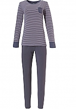 Pastunette deluxe pyjama streep
