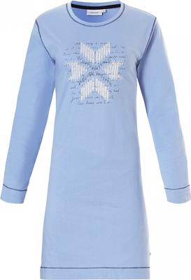 Pastunette nachthemd sneeuwvlok