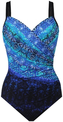Miraclesuit Blue Curacao Seraphina badpak