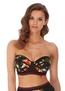 Freya club envy strapless bikinitop
